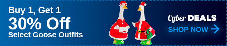 goose outfits cyber deals