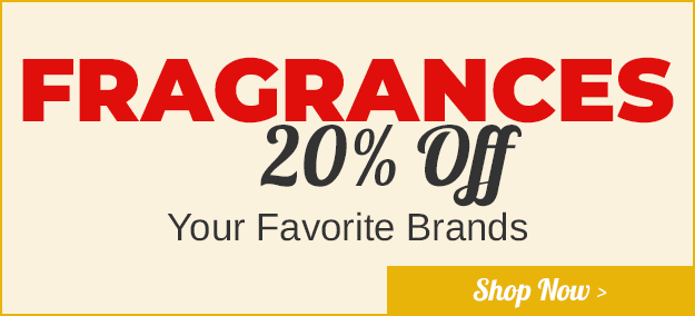 10% Off Fragrances
