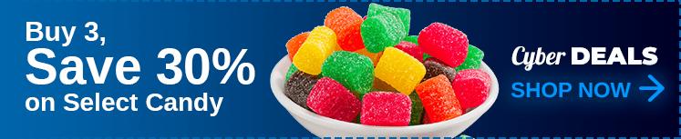 candy cyber deals