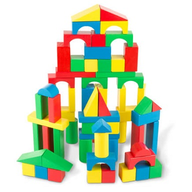 Shop Building & Sorting Toys