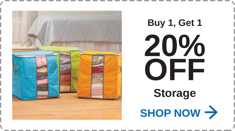 Storage Savings