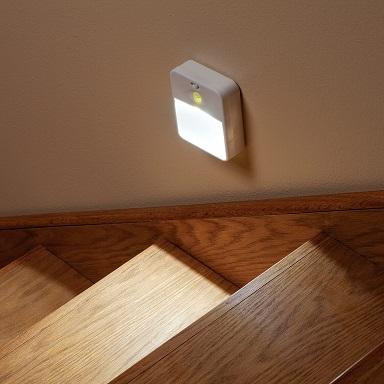Motion Sensor LED Nightlights Set of 2