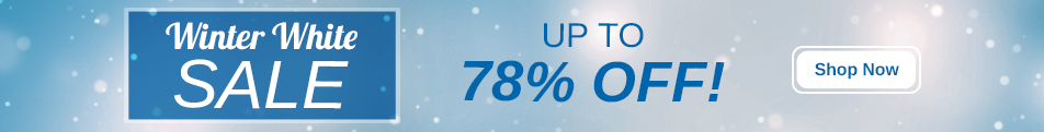 Winter White Sale -  Up to 78% - Shop Now