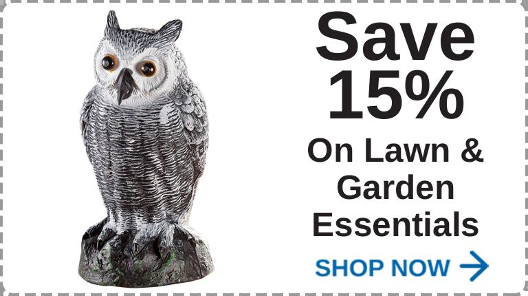 Lawn & Garden Essentials