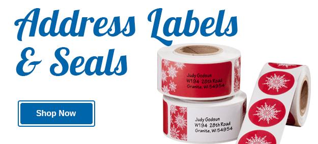 Address Labels & Seals