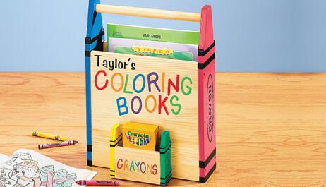 Crafts, Activities & Books