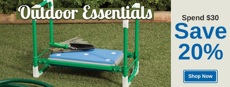 outdoor essentials