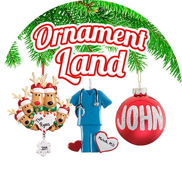 Shop Ornament Land
