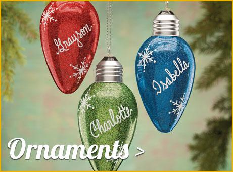 Shop Ornaments