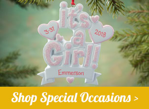 Special Occasions Ornaments