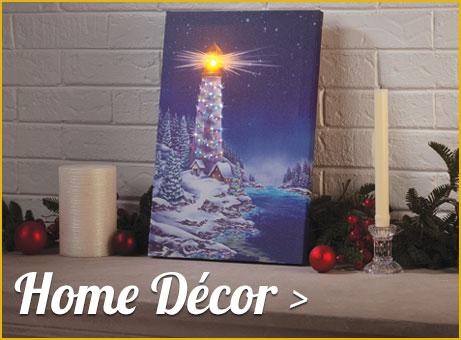 Shop Christmas Home Decor
