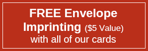 Free Envelope Imprinting