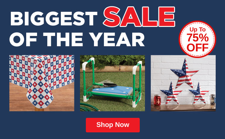 Biggest Sale of the Year