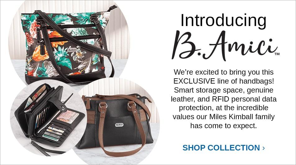 c7c6561d4d66 Handbags – Purses – Miles Kimball