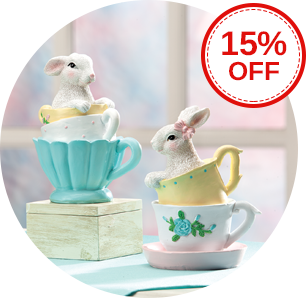 Easter Decor 15% Off