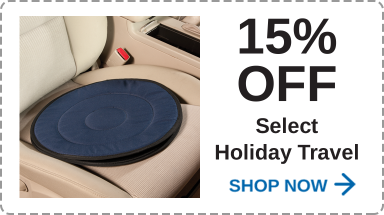 Holiday Travel 15% Off