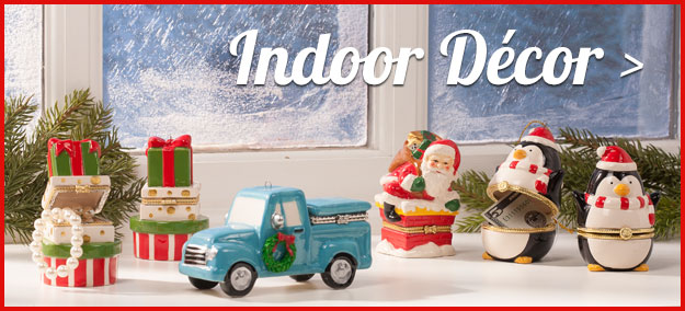 Indoor Holiday Decor