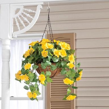 flower basket sale