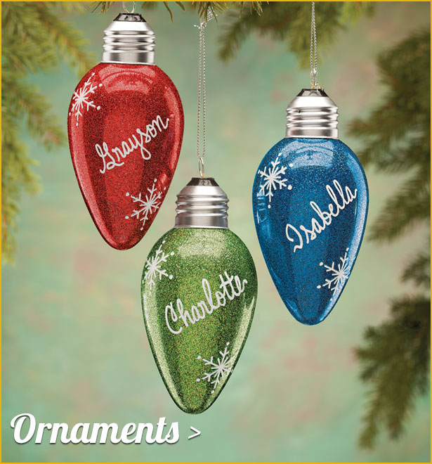 2018 Ornament Collection