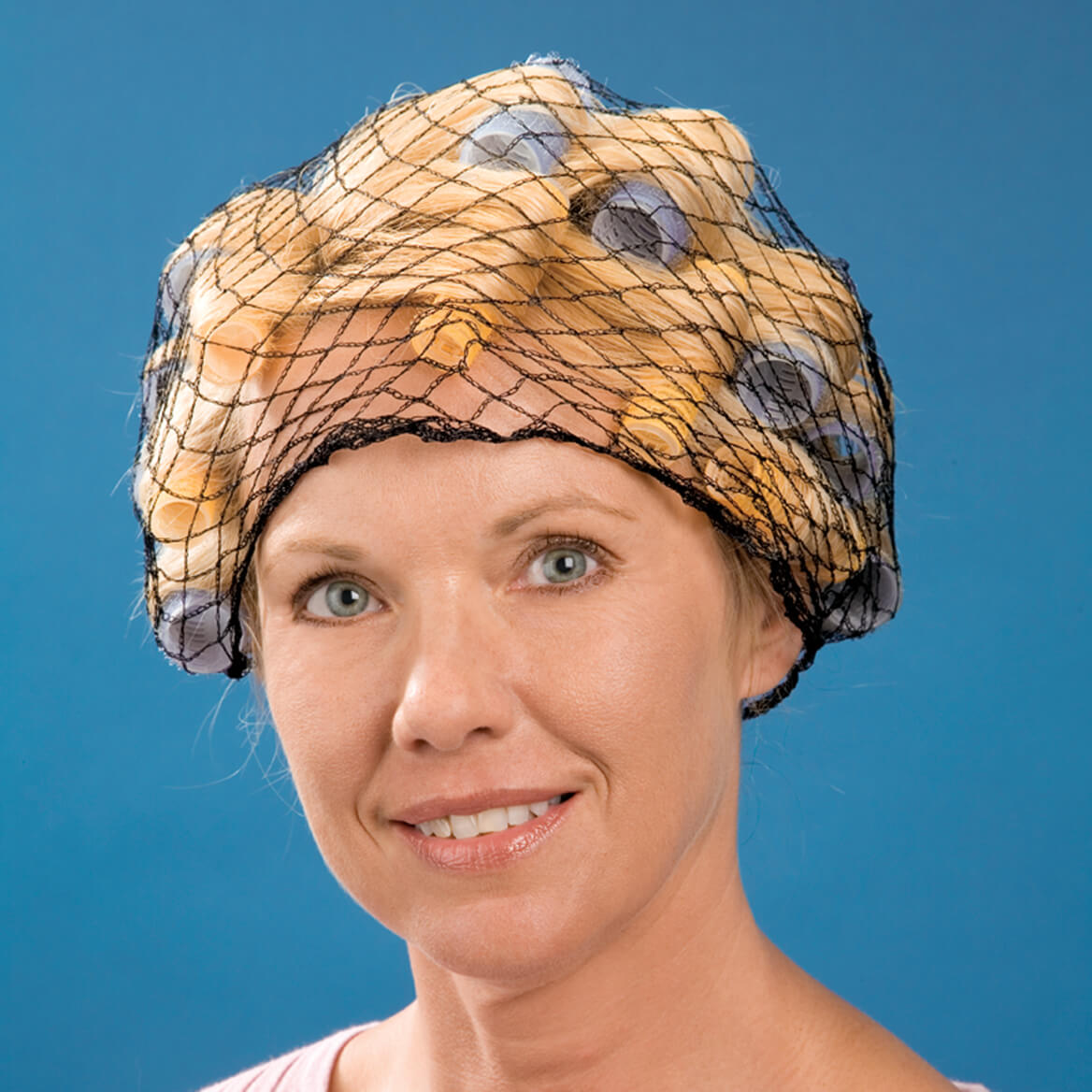 Black Hair Nets - Set Of 3-302615