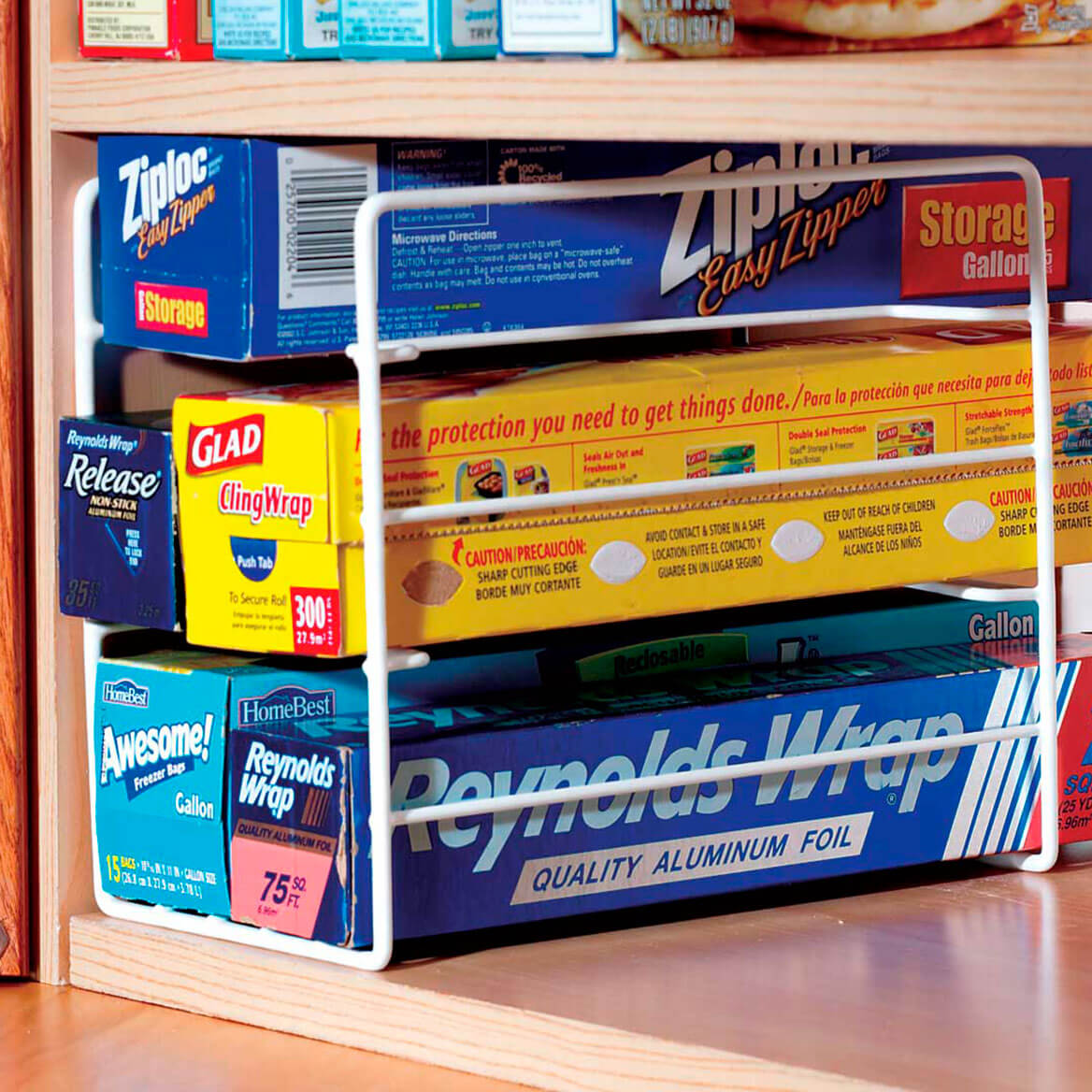 Pantry and Freezer Organizer-303524