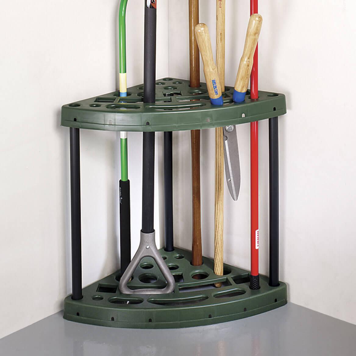 select quantity saved to wishlist save to wishlist add to cart description this space saving corner garden tool rack - Garden Tool Rack
