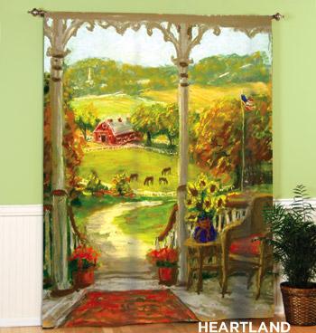 Window Art Curtains-306507