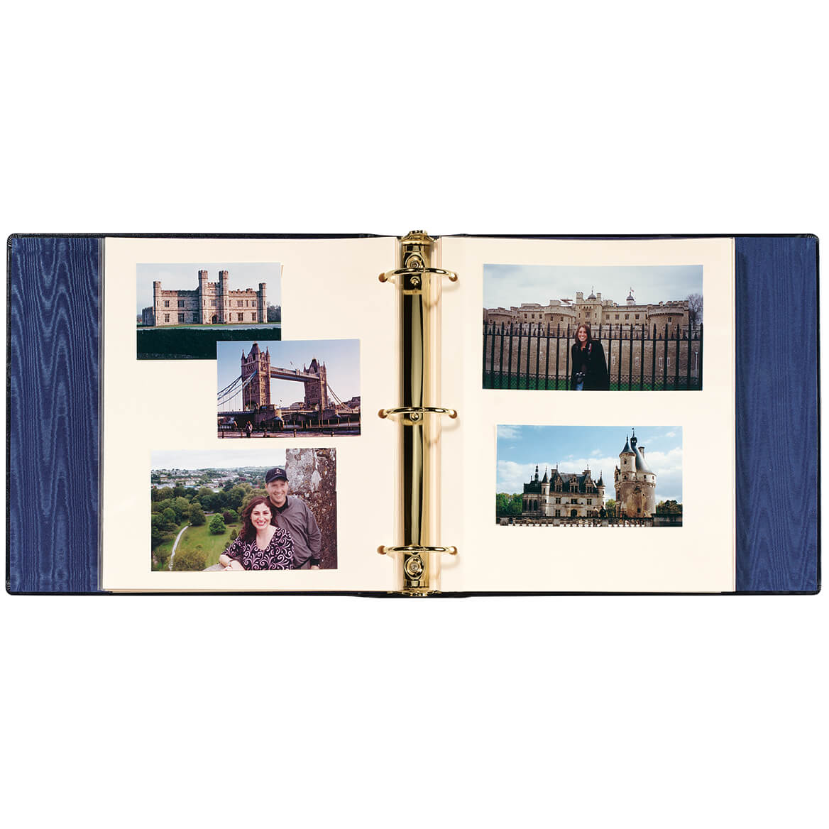 Personalized Presidential Leather Album-309244