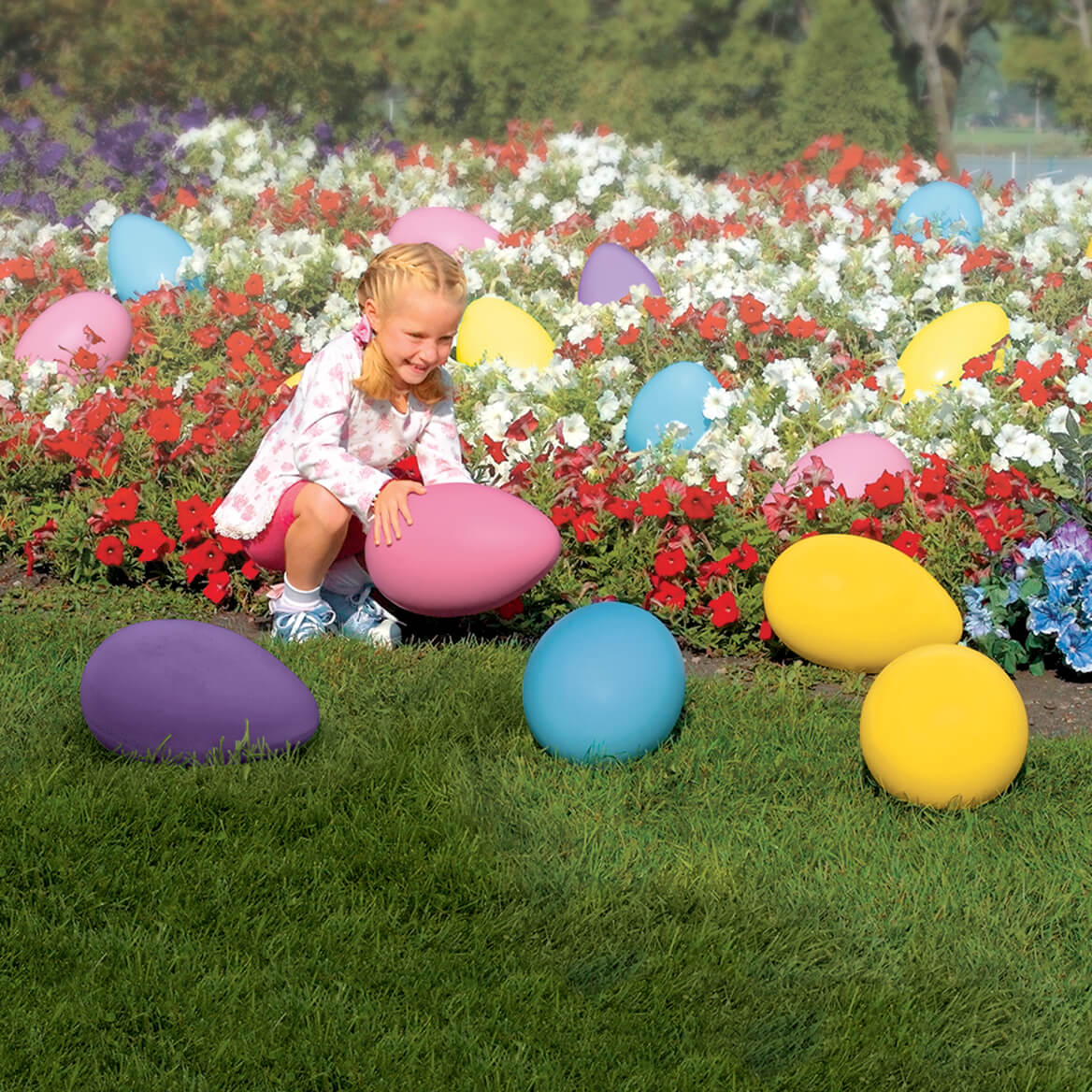 Giant Plastic Egg
