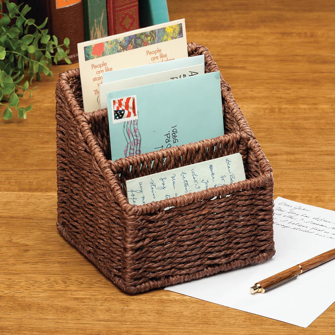 Letter Holder Basket-310141