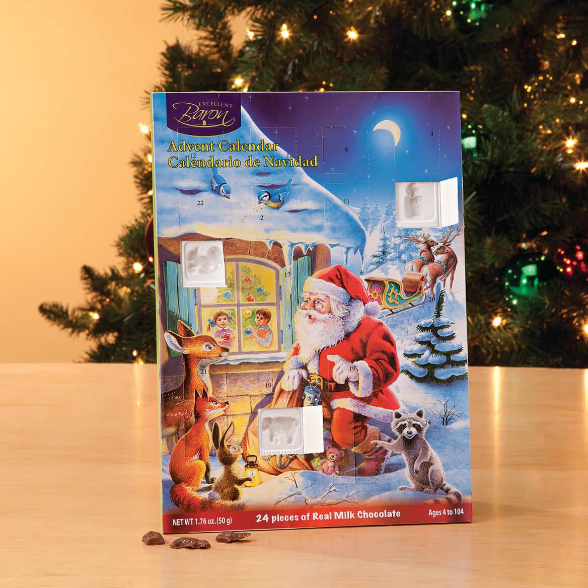 Chocolate Advent Calendar-310866