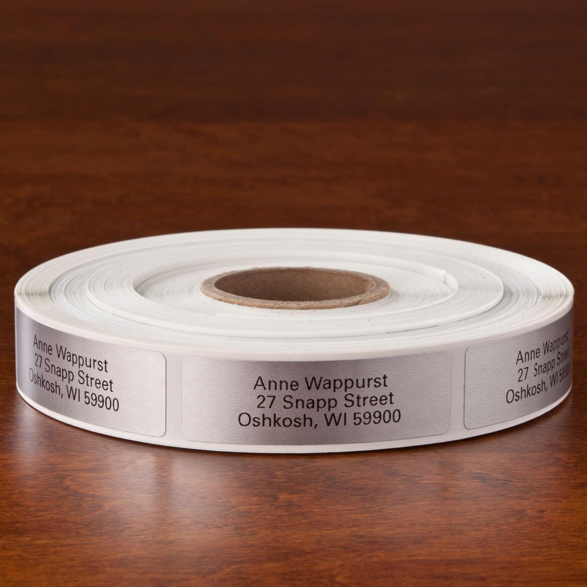 Self Stick Address Labels - Roll of 1000-310881