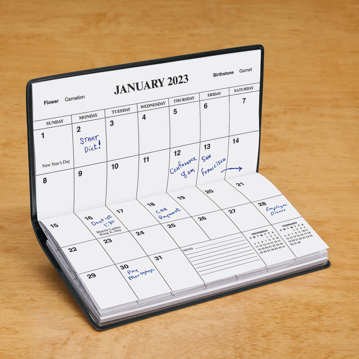 personalized pocket calendar custom pocket calendar miles kimball