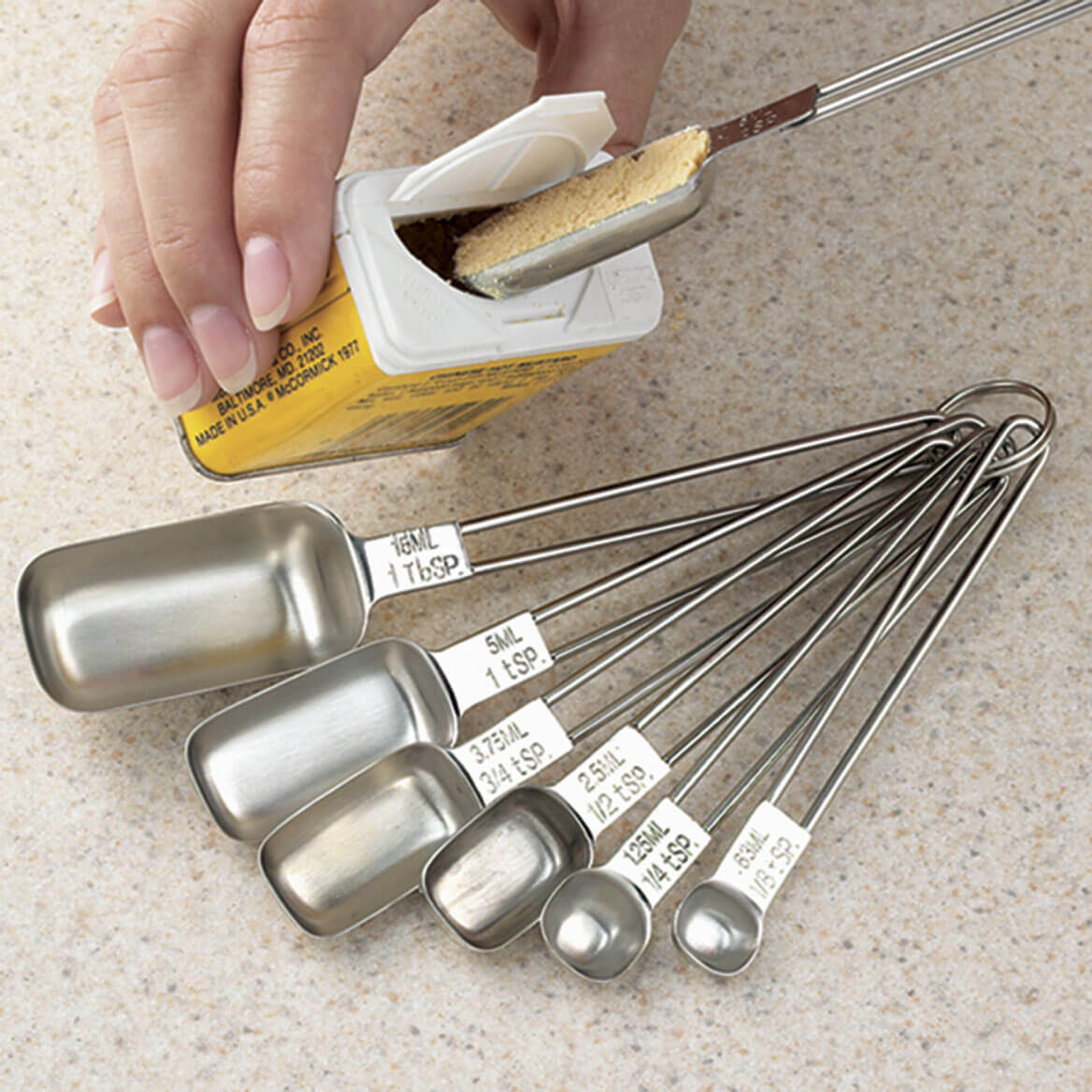 Spice Measuring Spoons-311276