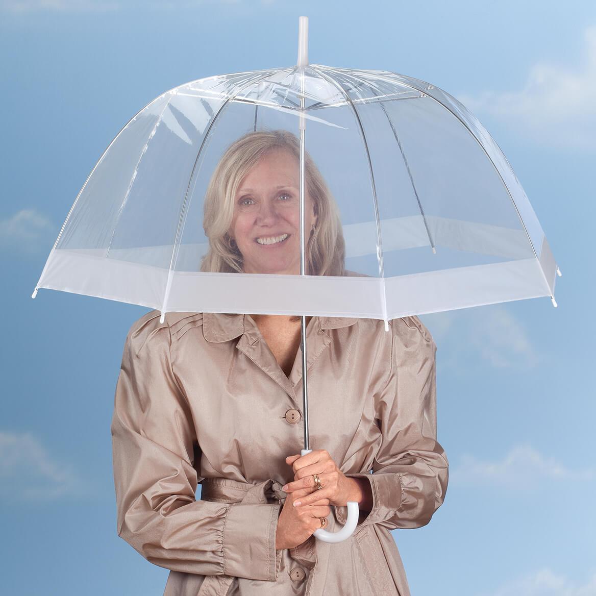 Clear Dome Umbrella-311426