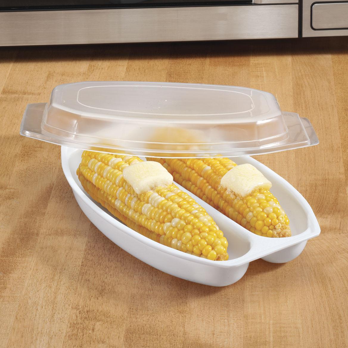Microwave Corn Steamer-311459