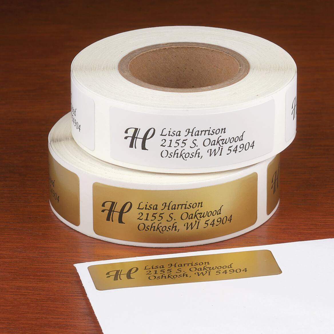 Monogram Address Labels - 500-311479