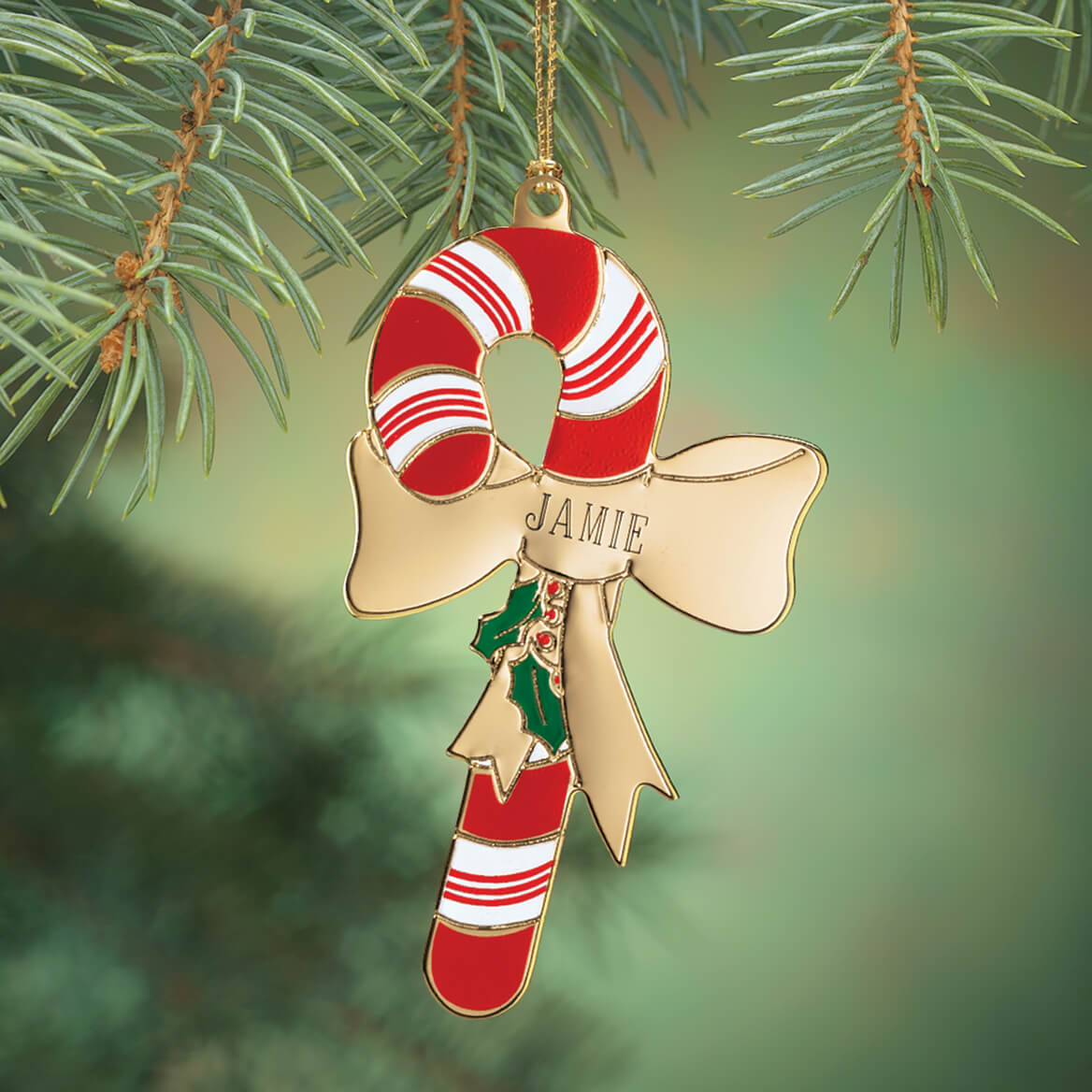 Candy Cane Christmas Ornament-311532