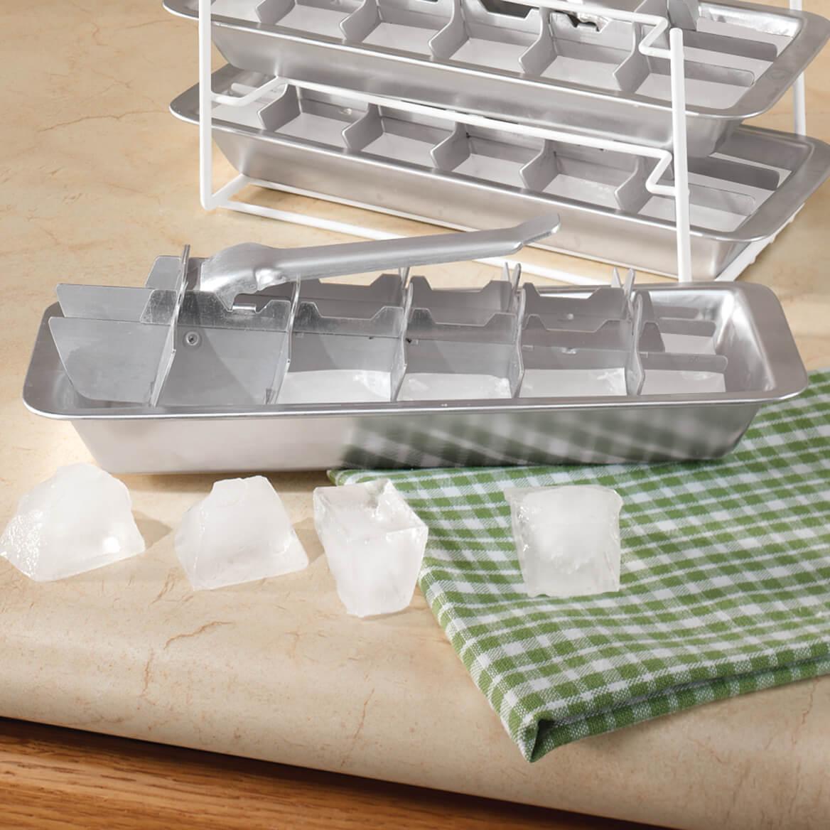 Aluminum Ice Cube Tray-311551