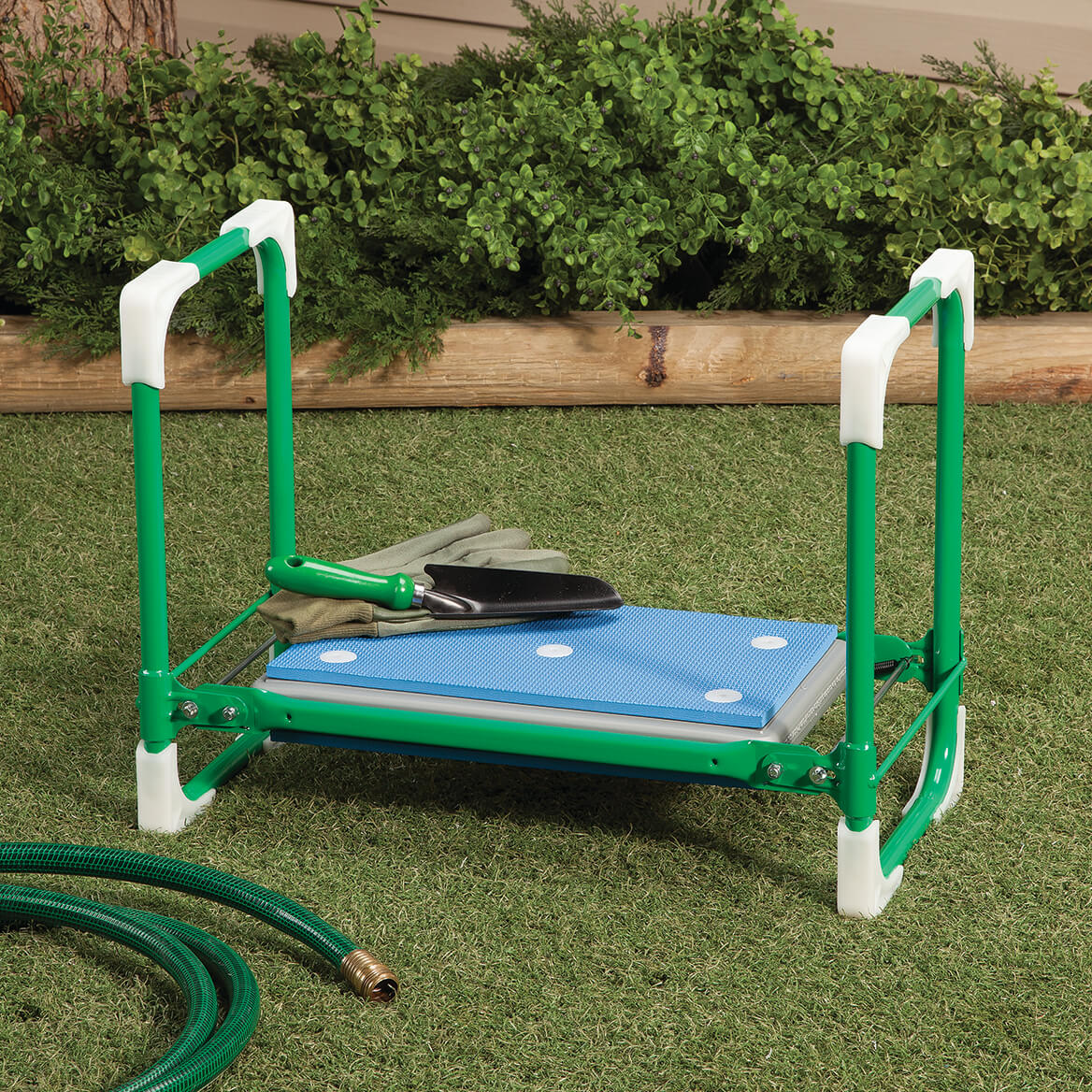 Folding Garden Seat-311805