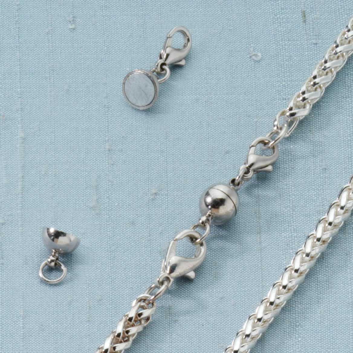 Magnetic Necklace Clasp-312383