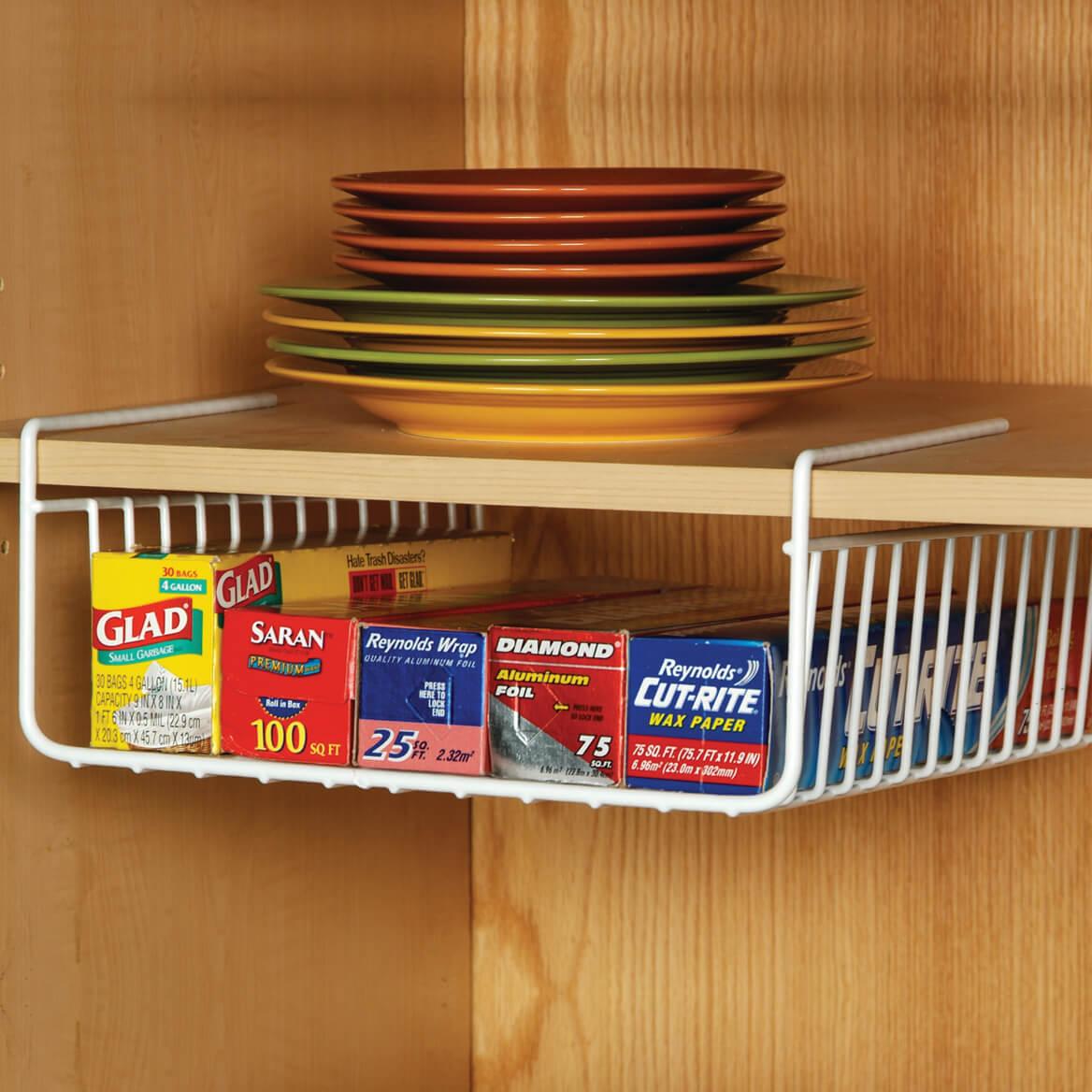 Under Shelf Wrap Holder-315629