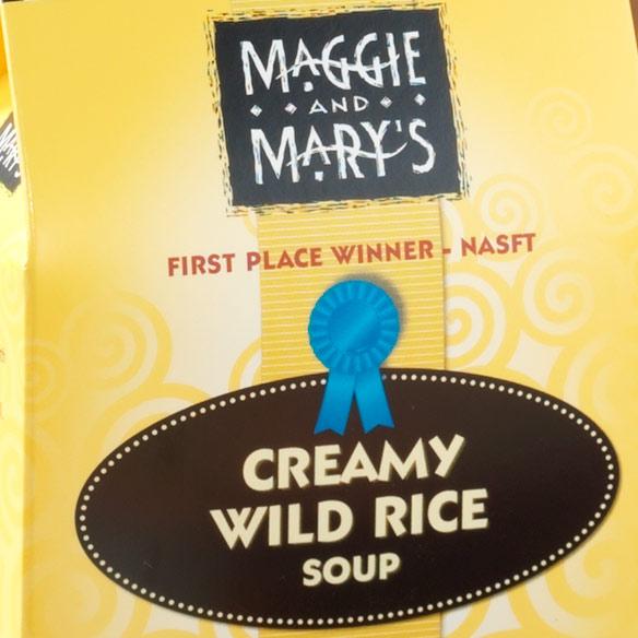 Creamy Wild Rice Soup Mix-321050