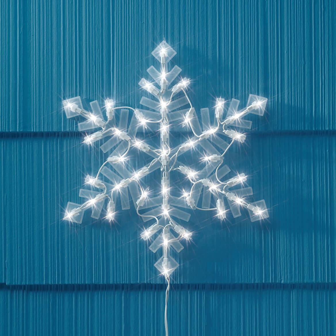 Lighted Snowflake-325257