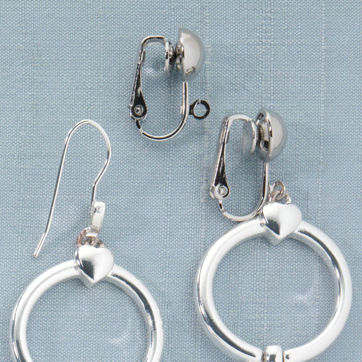Fish Hook Earring Converter