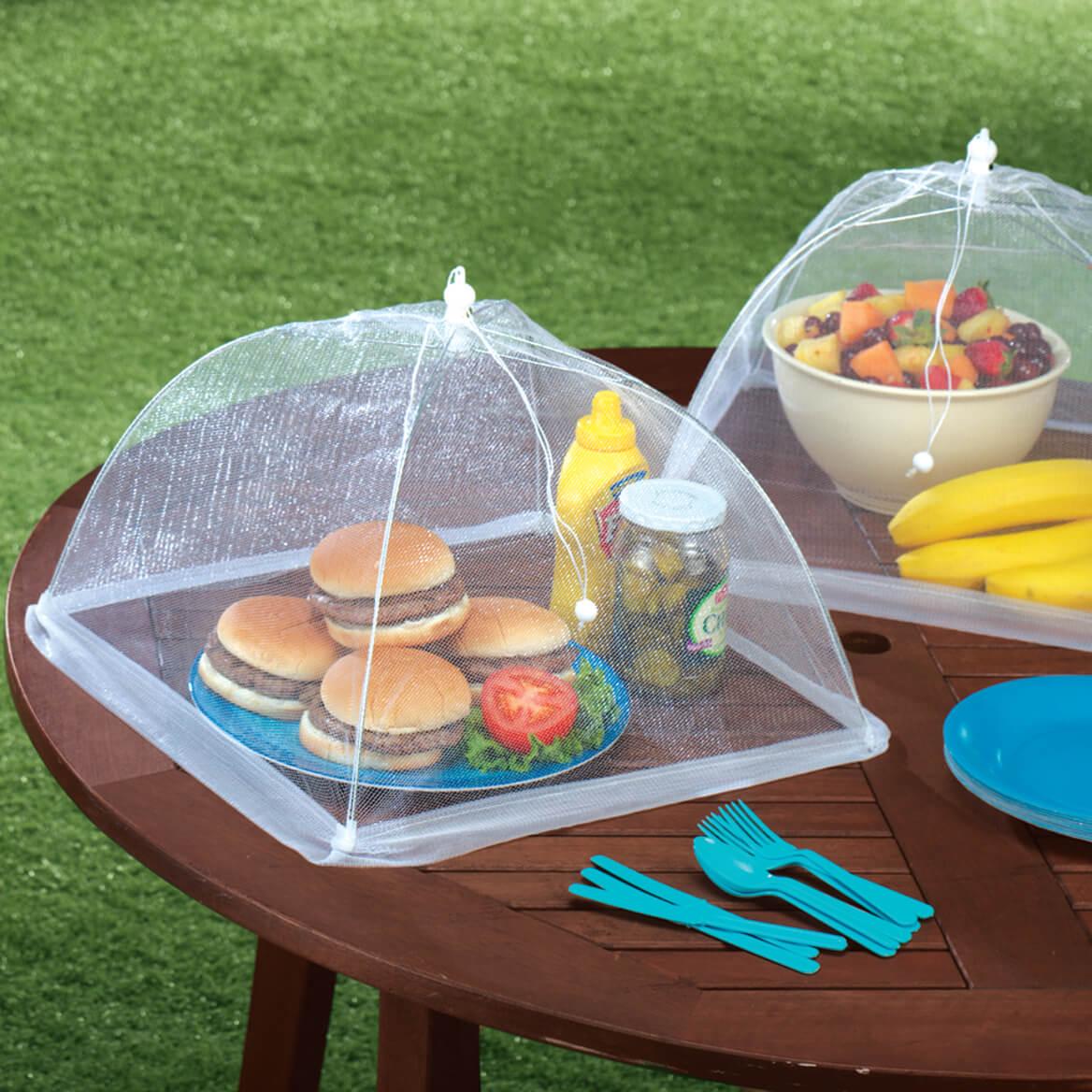 Food Tents, Set of 3-330123
