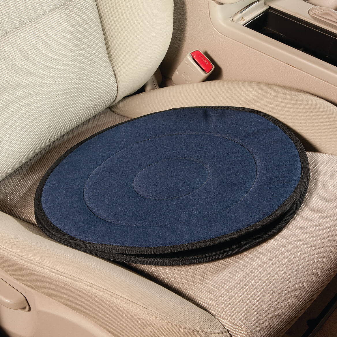 Memory Foam Swivel Car Seat-333517