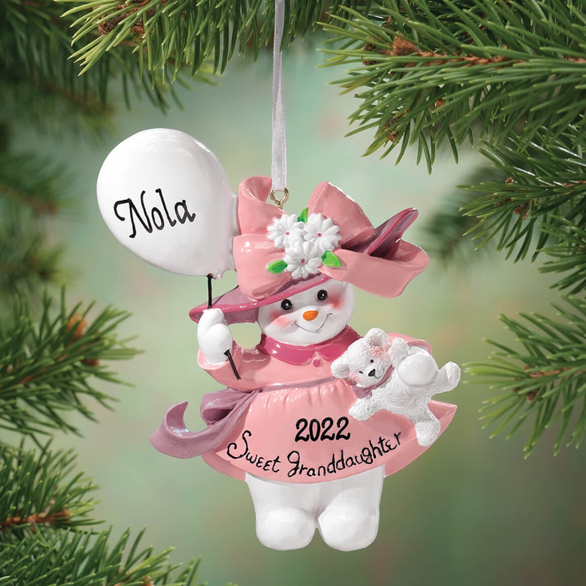 Personalized Granddaughter Ornament - Christmas - Miles Kimball