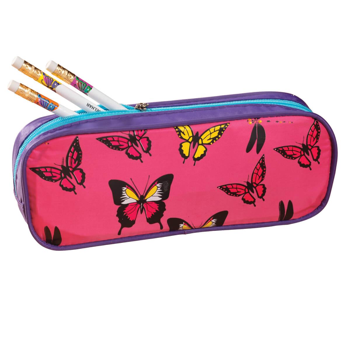 Personalized Butterflies Pencil Case-335219