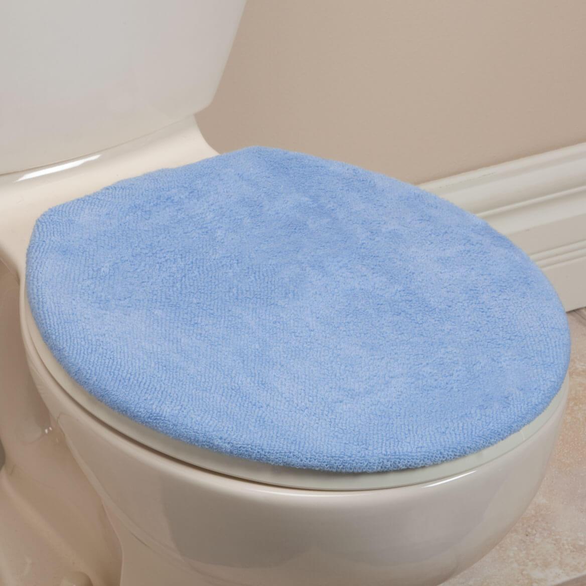 Decorative Toilet Lid Covers-336415